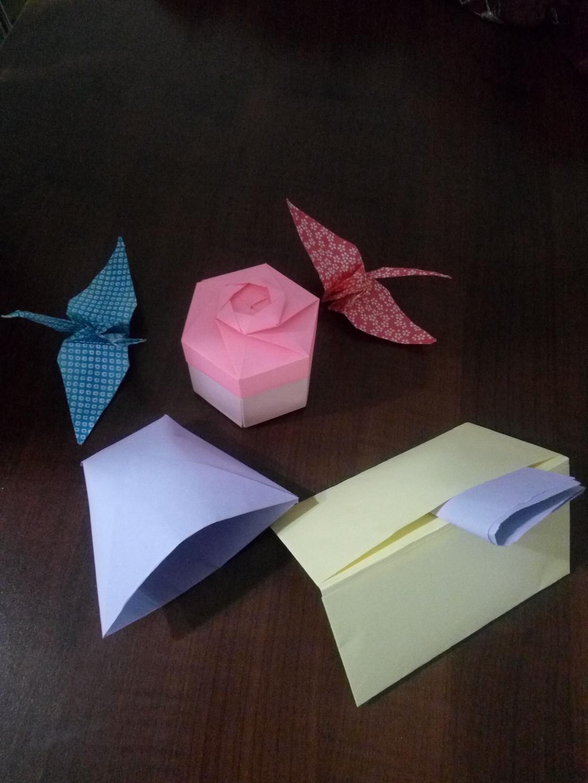 Papiers magiques