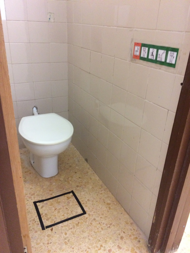 Autonomie dans la salle de bain / Autonomie dans la salle de bain